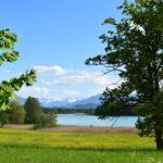 Rundweg von Tutzing zur Ilkahöhe  Einladung zur Wanderung am 18. Okt. 2020 (ca. 7 km)