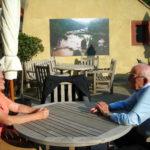 Partner für Gespräche statt Reisen gesucht